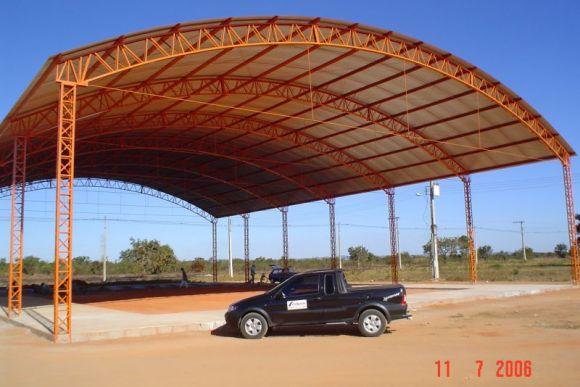 Ginásio Poliesportivo (Construtora Emprecel)