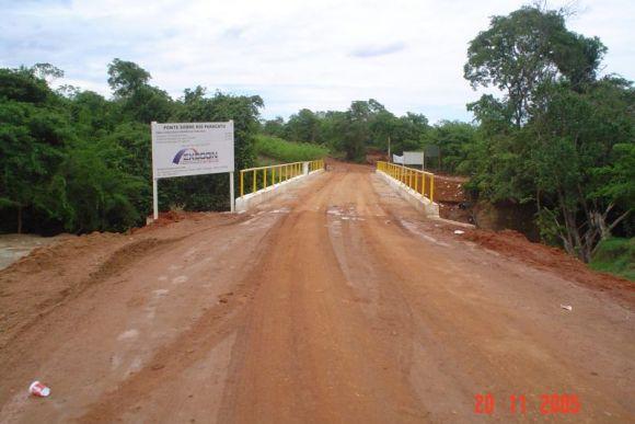 Ponte Rio Paracatu