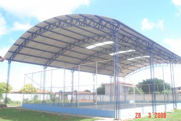 Quadra Poliesportiva Municipal